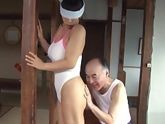 Spicy hottie Nozomi Mikimoto featured anent an softcore sex