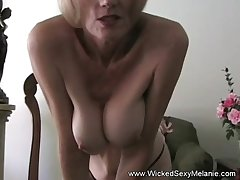 Another astounding homemade sex tape from Wicked Sexy Melanie