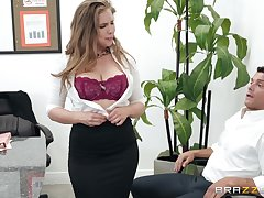 Lena Paul adores straight away her boyfriend cum in her mouth after a blowjob