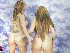 Eva Notty added to Richelle Ryanare ready for the first lesbian recognize